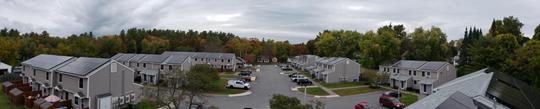 Keene housing solar